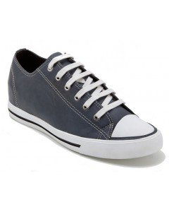 HANS LEATHER GREY - 6.25cm